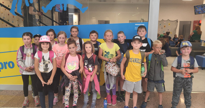 VZDĚLÁVACÍ DNY 2020: Základní škola Chromeč