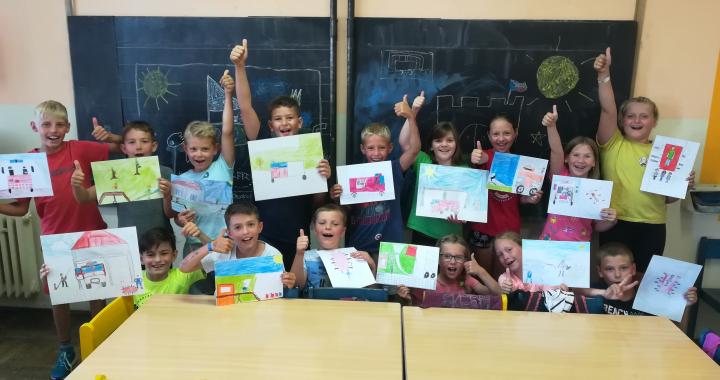 Červencové sportování i vzdělávání na LK v Základní škole Nová Paka