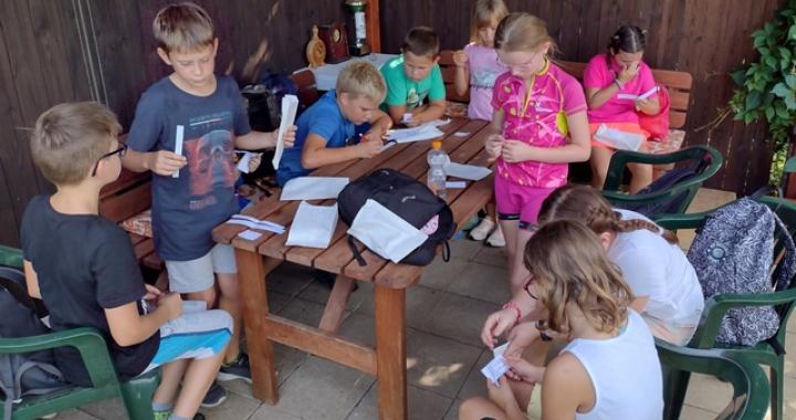 Úspěšný Letní kemp se 100% účastí na ZŠ Prosenice